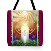 Yule Sun Tote Bag