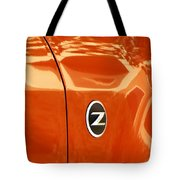 Z Emblem P Tote Bag