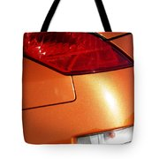 Z Taillights P Tote Bag