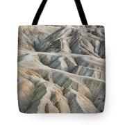Zabriskie Point Death Valley Tote Bag