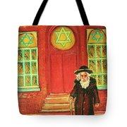 Zaida's  Shul Tote Bag
