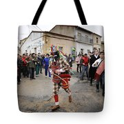 Zangarron Mascarade 5 Tote Bag