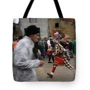 Zangarron Tote Bag