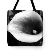 Zantedeschia Named Picasso Tote Bag