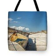 Zanzibar Outrigger Tote Bag