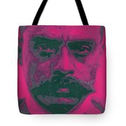 Zapata Intenso Tote Bag by Roberto Valdes Sanchez