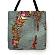 Zebra Art - 64spc Tote Bag