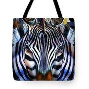 Zebra Dreams Tote Bag