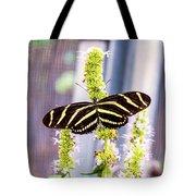Zebra II Tote Bag