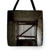 Zee Stable Door Tote Bag