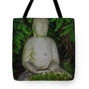 Zen Buddha Tote Bag
