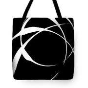 Zen Circles 4 Inverted Tote Bag