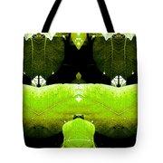 Zen Leaves 2 Tote Bag