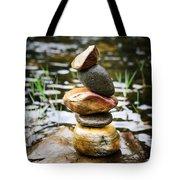 Zen River I Tote Bag