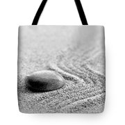 Zen Stone Tote Bag