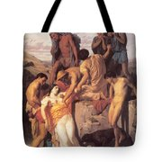 Zenobia Found By Shepherds Tote Bag