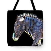 Zephyrus Zebra II Tote Bag