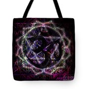 Zero One Tote Bag