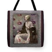 Ziegfeld Girl Tote Bag