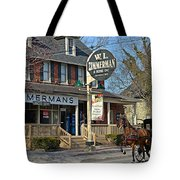 Zimmerman's Store Intercourse Pennsylvania Tote Bag