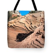 Zion Ripples Tote Bag