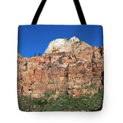 Zion Wall Tote Bag