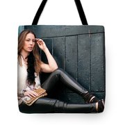 Zoe 11 Tote Bag