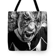 Zombie Run Nola 14 Tote Bag