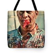 Zombie Run Nola 21 Tote Bag