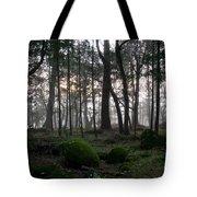 Zombie Trees Tote Bag