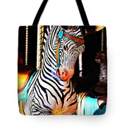 Zoo Animals 3 Tote Bag