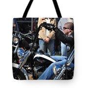 Zoom Zoom  Tote Bag