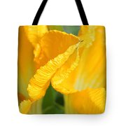 Zucchini Flowers In May Tote Bag