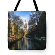 Zuiderkerk Tote Bag