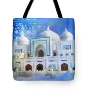 Zulfiqar Ali Bhutto Tote Bag by Catf