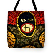 Zulu Man In Lomo Tote Bag