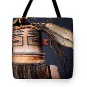 Zuni Katsina Tote Bag