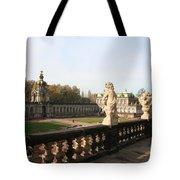 Zwinger Courtyard  Dresden  Tote Bag