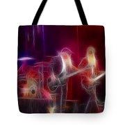 Zz Top-rhythmeen-c23-fractal-4 Tote Bag