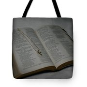 Daily Reading Tote Bag