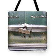 1951 Nash Ambassador Hydramatic Back Tote Bag