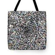 3d Art Abstract Tote Bag