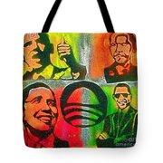 4 Barack  Tote Bag