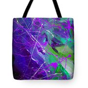 4th Symphony Of The Voyage Of The Stars Tote Bag