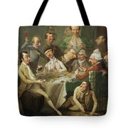 A Caricature Group Tote Bag