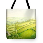... And Think Of England. Tote Bag