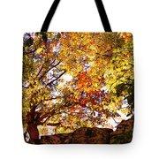 Autumn High Tote Bag