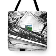 Beauregard Attic Baton Rouge Tote Bag