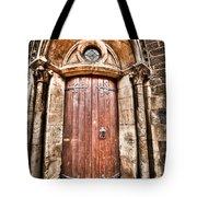 Bronze - Old Door Tote Bag