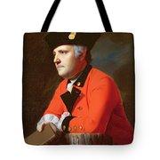 Colonel John Montresor  Tote Bag by John Singleton Copley